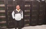 Indar Sugiarto, Kembangkan Teknologi SpiNNaker